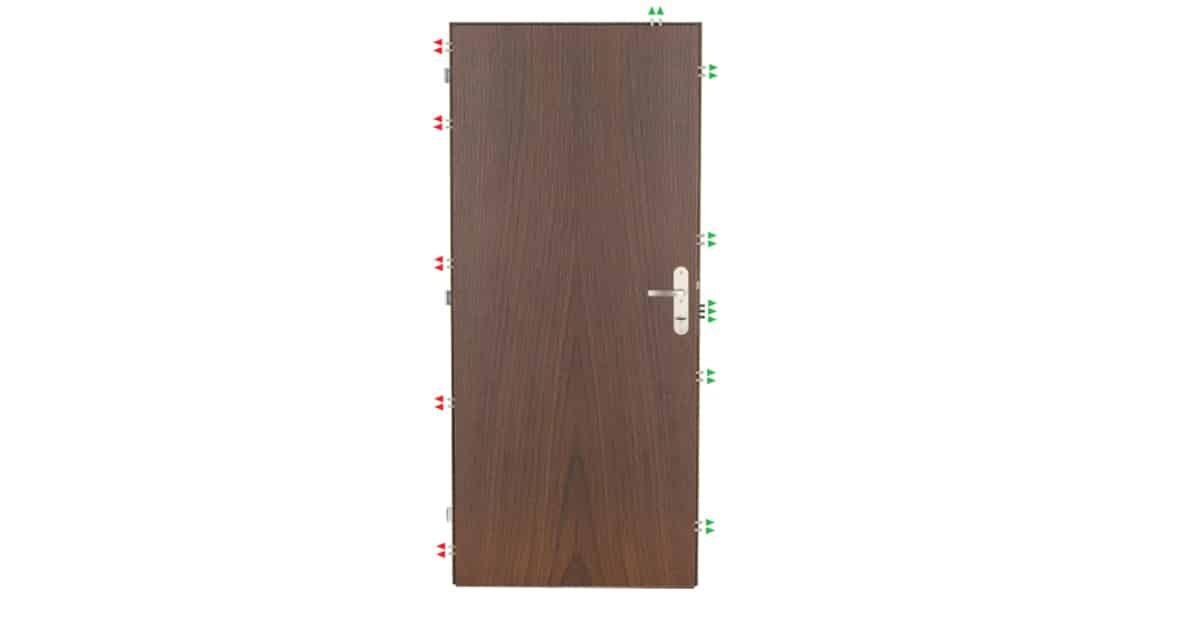 bezpecnostne dvere f 730/4